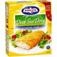 Birds Eye Crumbed Dory Original