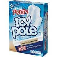 Peters Icey Pole Lemonade