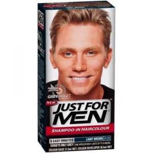 Just For Men Hair Colour Light Brown