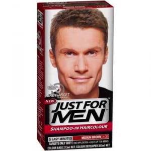 Just For Men Hair Colour Medium Brown