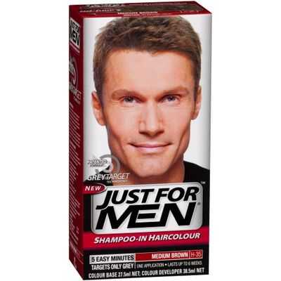 Just For Men Hair Colour Medium Brown