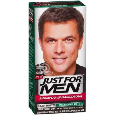 Just For Men Hair Colour Dark Brown