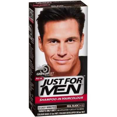 Just For Men Hair Colour Real Black