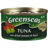 Greenseas Tomato & Basil Tuna
