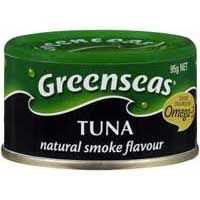 Greenseas Tuna Natural Smoked Flavour
