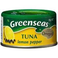 Greenseas Tuna Lemon Pepper