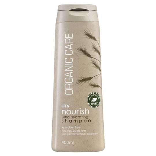 Organic Care Shampoo Dry Nourish