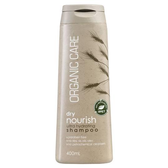 Organic Care Shampoo Dry Nourish