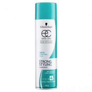 Schwarzkopf Extra Care Hair Spray Strong Hold