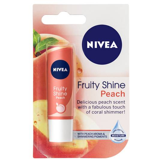Nivea Lip Peach