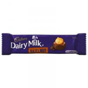 Cadbury Dairy Milk Chocolate Hazelnut