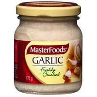 Masterfoods Garlic Freshly Crushed