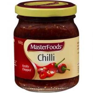 Masterfoods Chilli Freshly Chopped