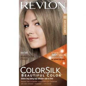 Revlon Colour Silk Hair Colour 60 Dark Ash Brown