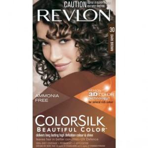 Revlon Colour Silk Hair Colour 30 Dark Brown