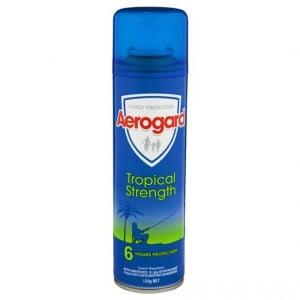 Aerogard Insect Repellent Tropical