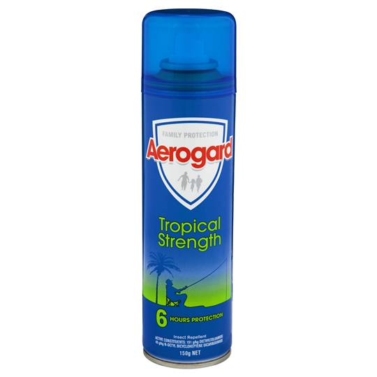 Aerogard Insect Repellent Tropical
