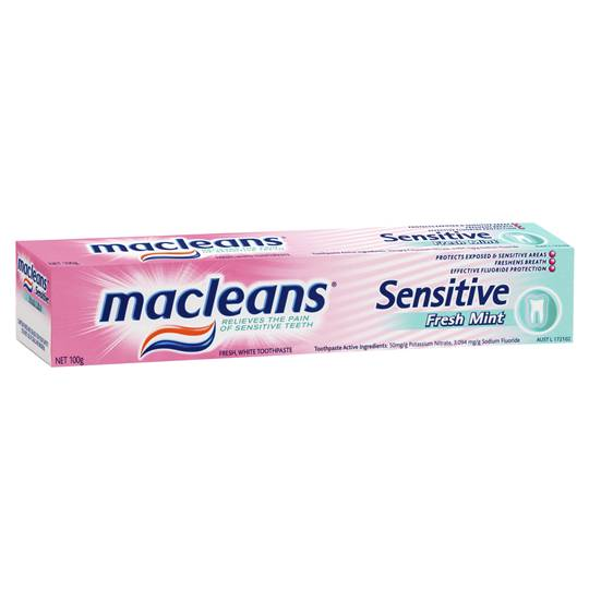 Macleans Toothpaste Sensitive