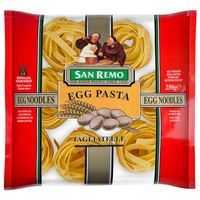 San Remo Tagliatelle Egg Noodle Pasta
