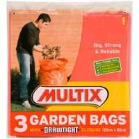 Multix Garden Drawtight Garbage Bags