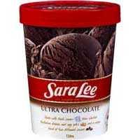 Sara Lee Ice Cream Classic Ultra Chocolate