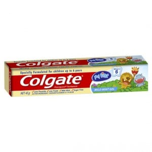 Colgate My First Toothpaste Junior