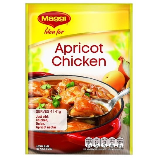 Maggi Cook In The Pot Apricot Chicken