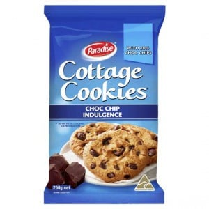 Paradise Cottage Cookies Chocolate Chip