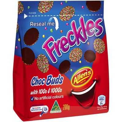 Allen's Freckles