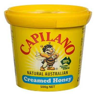 Capilano Creamed Honey