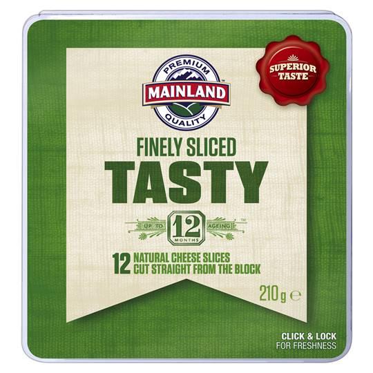 Mainland Tasty Cheese Slices