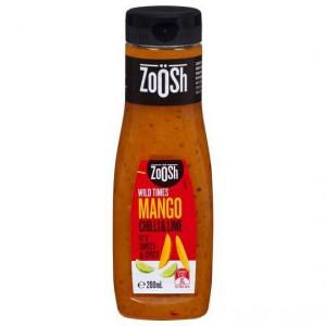 Zoosh Mango Chilli & Lime Dressing
