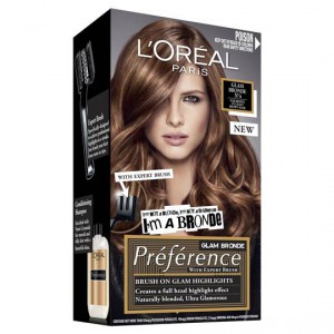L'oreal Paris Superior Preference No 4. Brown To Light Brown