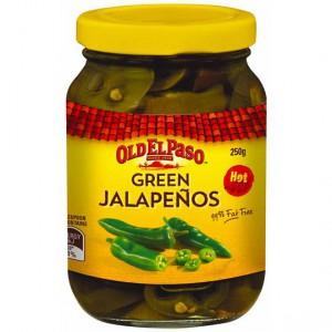 Old El Paso Green Jalapenos
