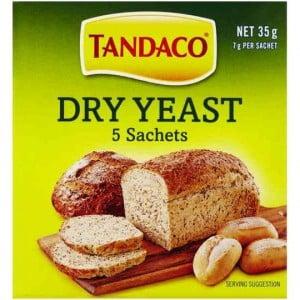 Tandaco Yeast Dry