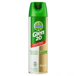 Glen 20 Disinfectant Spray Original Scent
