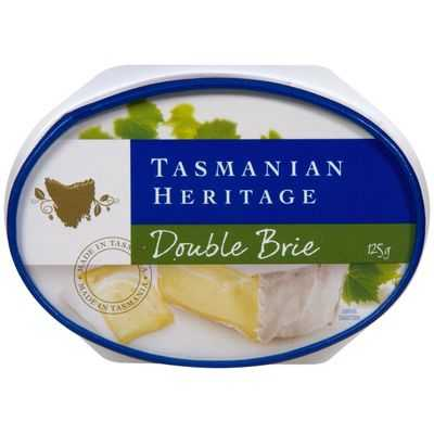 mom112217 reviewed Tasmanian Heritage Double Brie Cheese