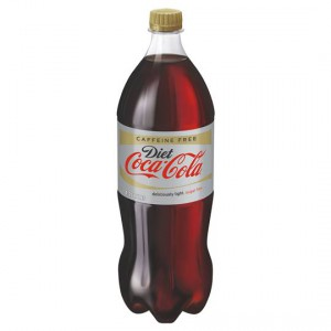 Coca Cola Diet Caffeine Free