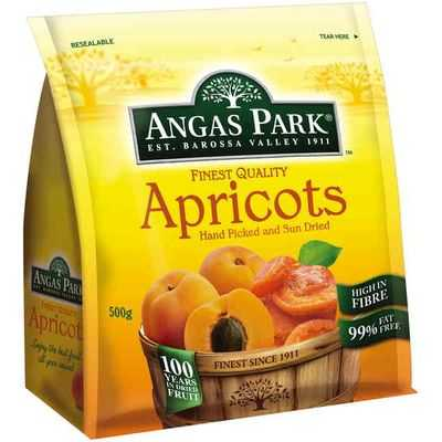 Angas Park Apricot Dried