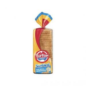 Tip Top Sunblest White Sandwich Bread
