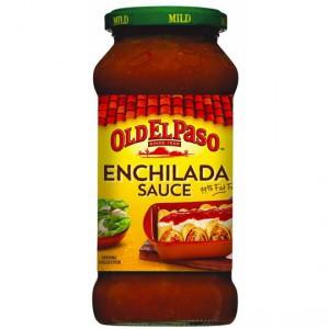 Old El Paso Enchilada Sauce