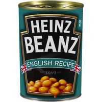 Heinz Baked Beans English Recipe