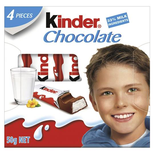 Kinder Chocolate Little Ones