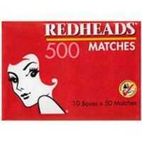 Redheads Matches