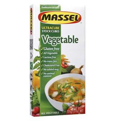 Massel Ultra Ultracubes Vegetable