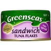 Greenseas Tuna Sandwich Flakes