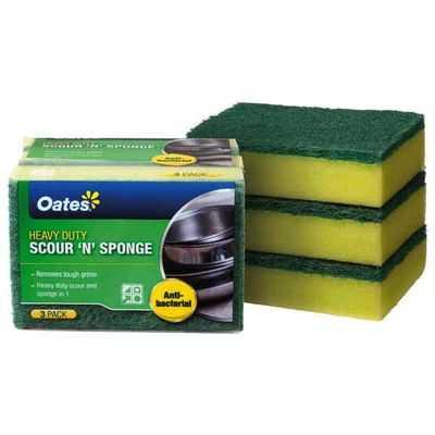 Oates Scourer Sponge