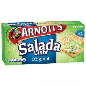Arnott's Salada 97% Fat Free
