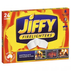 Jiffy Bbq Accessory Fire Lighters Economy