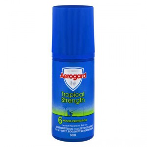 Aerogard Insect Repellent Lotion Roll On Tropical